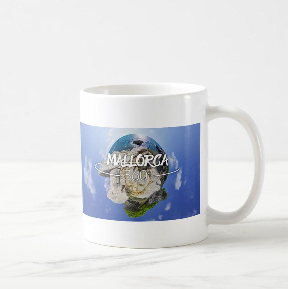 Sa Roqueta Sky Logo Classic Mug Image