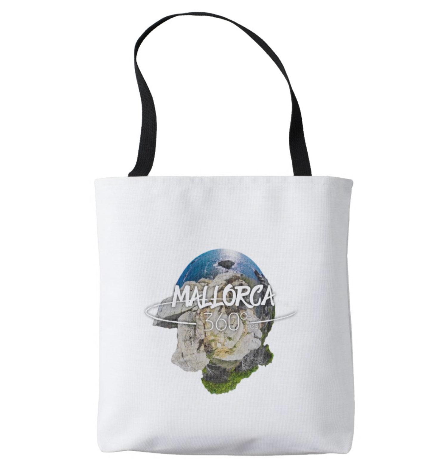 Mallorca 360 Classic Tote Bag with Base Logo